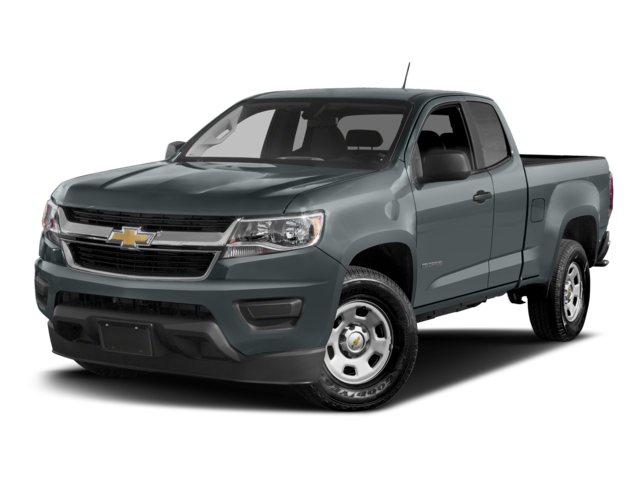 2018 Chevrolet Colorado Extended Cab Long Box 2-Wheel Drive Base