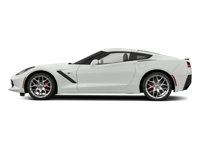 2018 Chevrolet Corvette 2dr Stingray Cpe w/1LT
