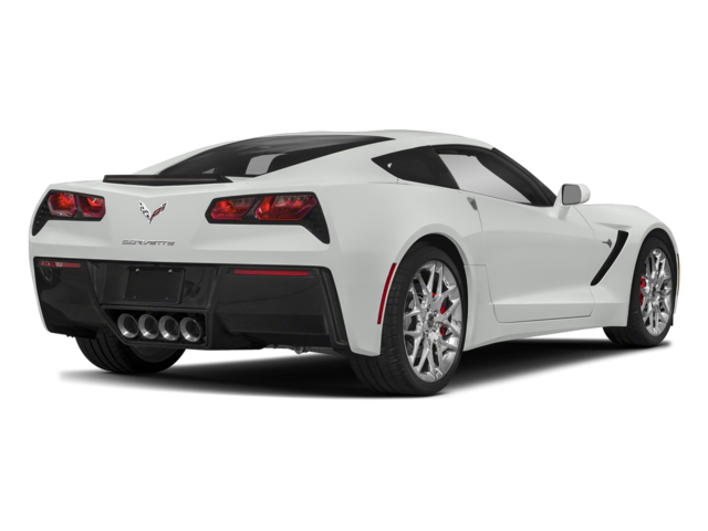 2018 Chevrolet Corvette Stingray Coupe 1LT