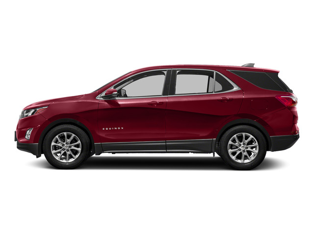 New 2018 Chevrolet Equinox Lt Carl Hogan Automotive