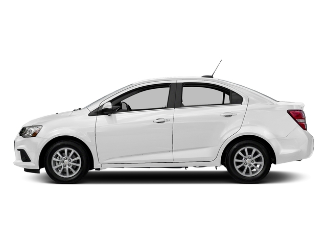 2018 Chevrolet Sonic 4dr Sdn Manual LS