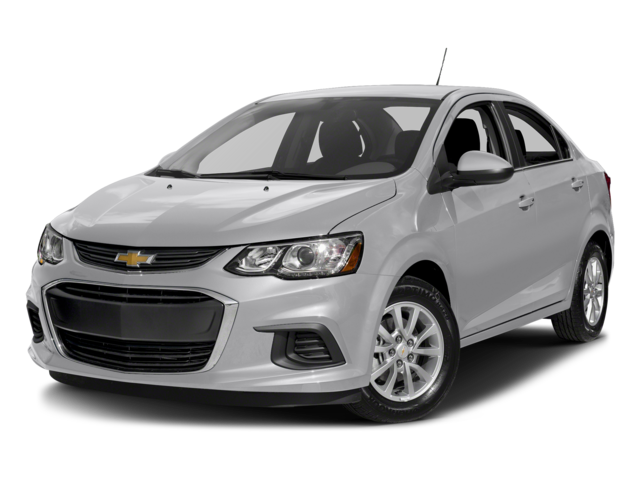 2018 Chevrolet Sonic Sedan LS Manual