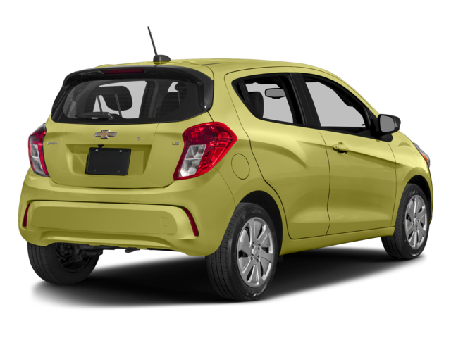 2018 Chevrolet Spark Hatch LS (Manual)
