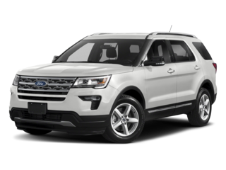 2018 Ford Explorer Base FWD