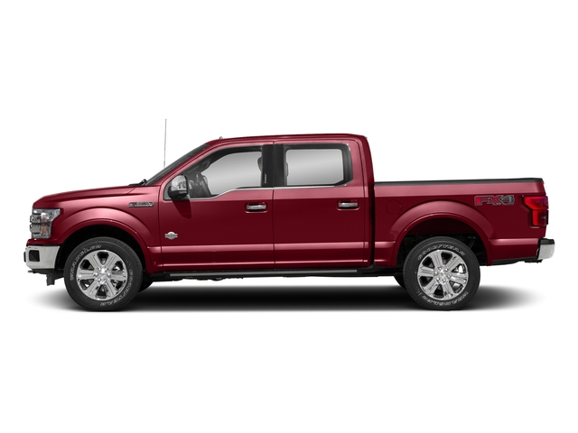 2018 Ford F-150 XLT 2WD SuperCrew 5.5' Box