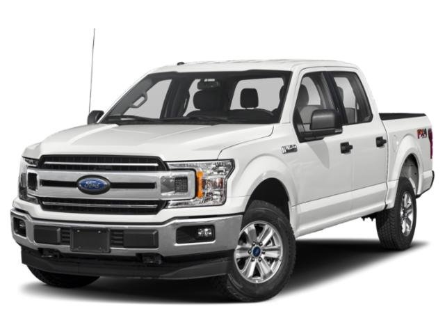 2018 Ford F-150 XLT 2WD SuperCrew 6.5' Box