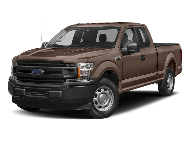 Research Your Vehicle - 2018 Ford F-150 XL 4WD SuperCab 8 ...