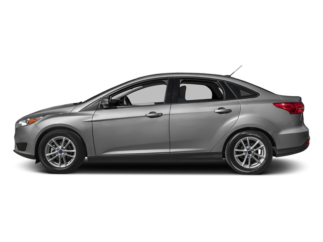 2018 Ford Focus S Sedan