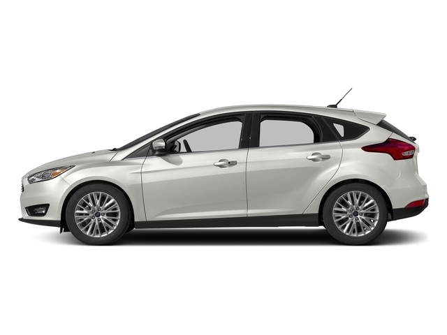 2018 Ford Focus Titanium Hatch