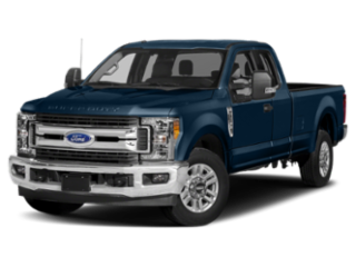 2018 Ford Super Duty F-250 SRW XLT 2WD SuperCab 8' Box