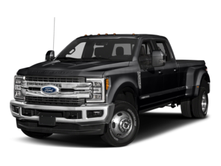2018 Ford Super Duty F-350 DRW King Ranch 4WD Crew Cab 8' Box