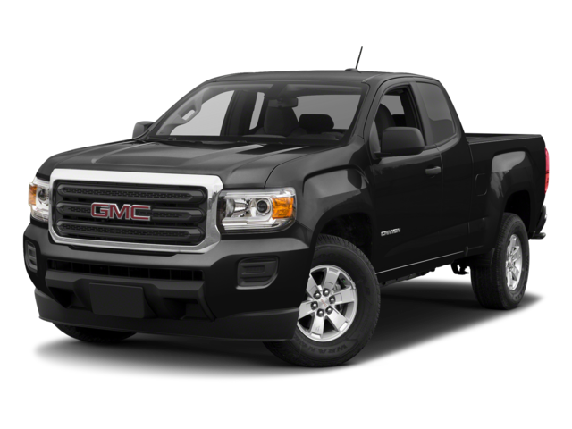 2018 GMC Canyon Extended Cab Long Box 2-Wheel Drive SL