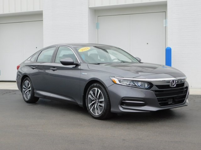 Delightful 2018 Honda Accord Hybrid Sedan