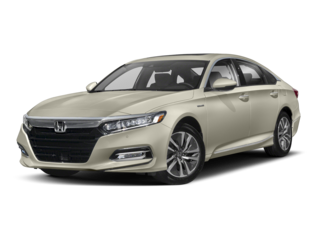 2018 Honda Accord Hybrid Touring Hybrid Sedan