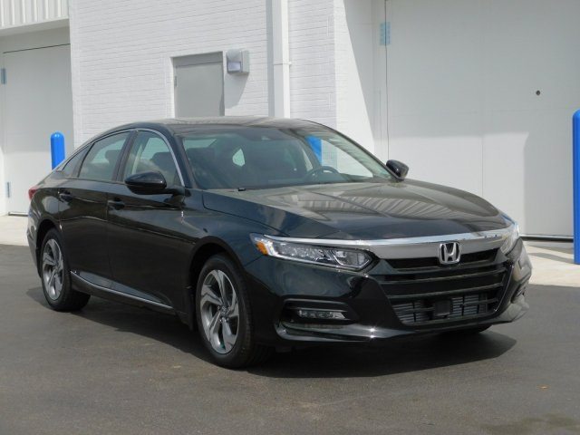 Good 2018 Honda Accord Sedan EX L 2.0T Auto