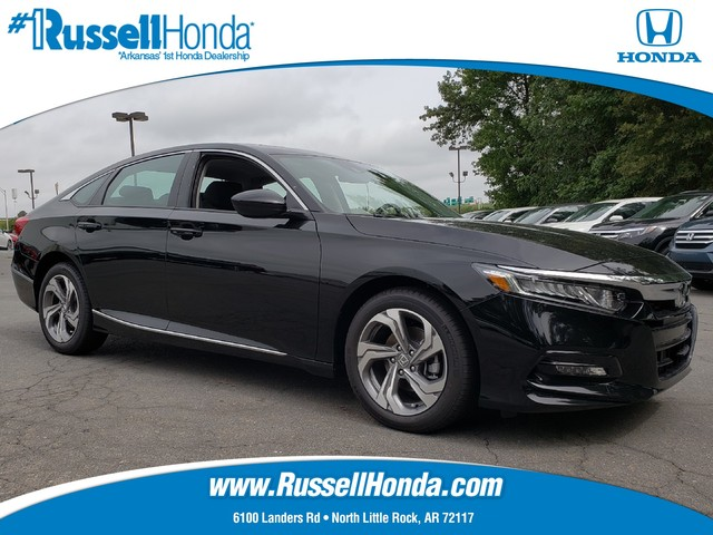 2018 Honda Accord Sedan EX 1.5T CVT