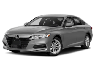 2018 Honda Accord Sedan LX 1.5T CVT Sedan