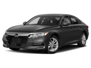 2018 Honda Accord Sedan LX CVT Sedan