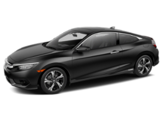 2018 Honda Civic Coupe Touring CVT Coupe