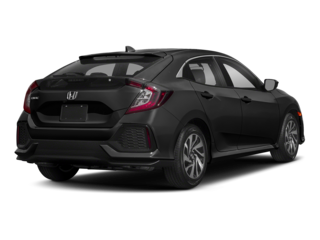 2018 Honda Civic Hatchback LX Manual Hatchback