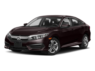 2018 Honda Civic Sedan LX Manual Sedan