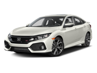 2018 Honda Civic Si Sedan Si Manual Sedan
