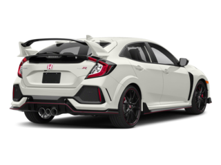 2018 Honda Civic Type R Touring Manual Type R