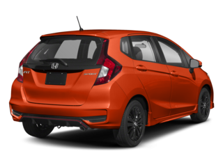 2018 Honda Fit Sport Manual