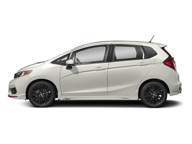 2018 Honda Fit Sport Manual