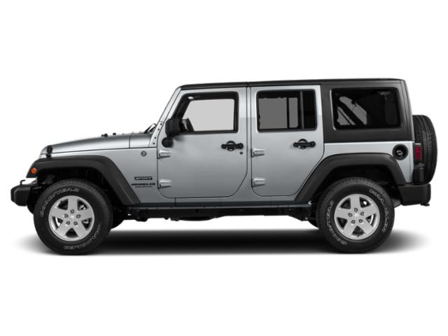 2018 Jeep Wrangler JK Unlimited Freedom Edition 4x4