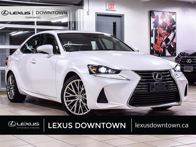 2018 Lexus IS IS 300 AWD
