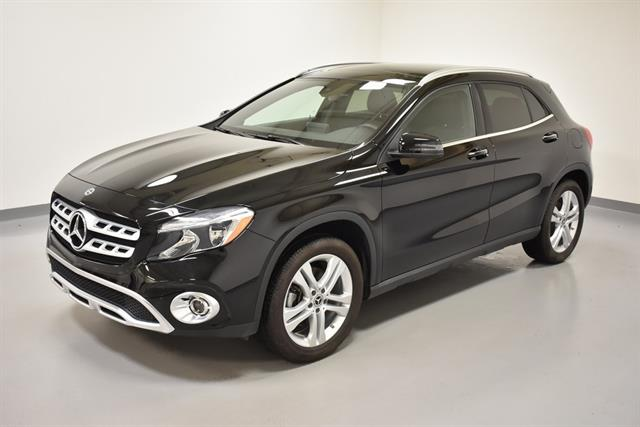 2018 Mercedes-Benz GLA 250 GLA 250 4MATIC SUV