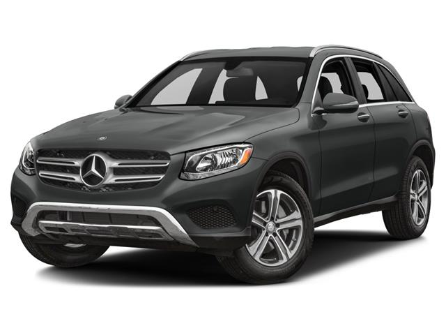 2018 Mercedes-Benz GLC 300 GLC 300 4MATIC SUV