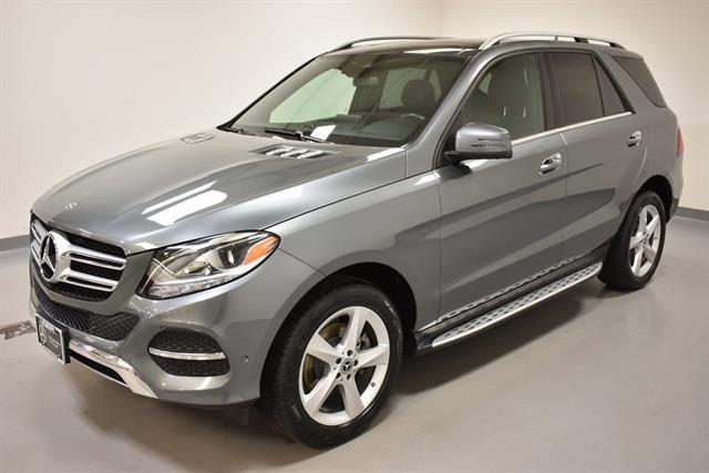 2018 Mercedes-Benz GLE 350 GLE 350 4MATIC SUV