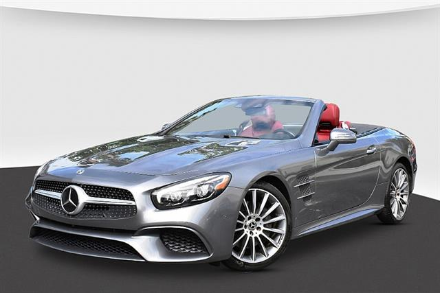 2018 Mercedes-Benz SL 550 SL 550 Roadster