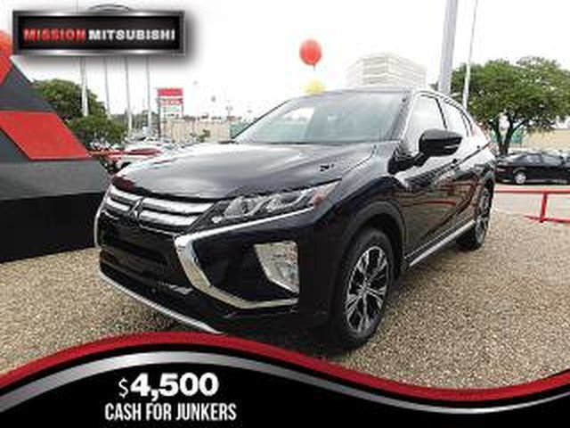 new car inventory 2018 mitsubishi eclipse cross se mission mitsubishi san antonio tx. Black Bedroom Furniture Sets. Home Design Ideas