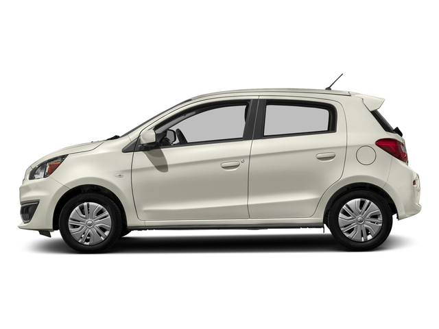2018 Mitsubishi Mirage ES Manual