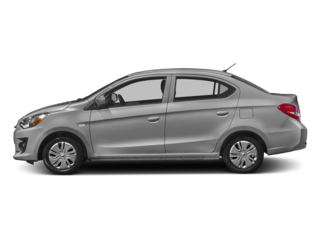 2018 Mitsubishi Mirage G4 ES Manual