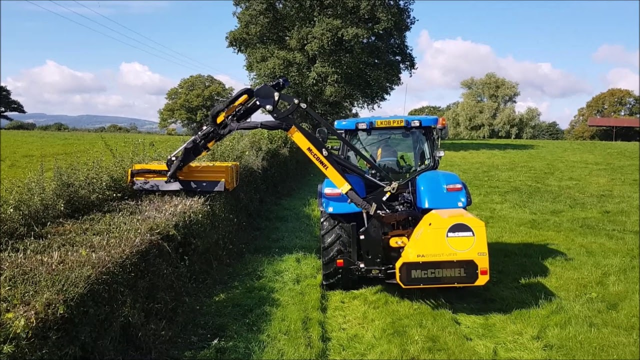 2018 NEW MCCONNEL MCCONNEL HEDGECUTTER