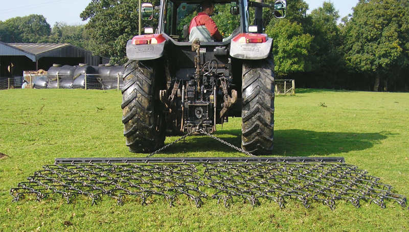2018 NEW OTHER IMPS . GRASS HARROW SECTION