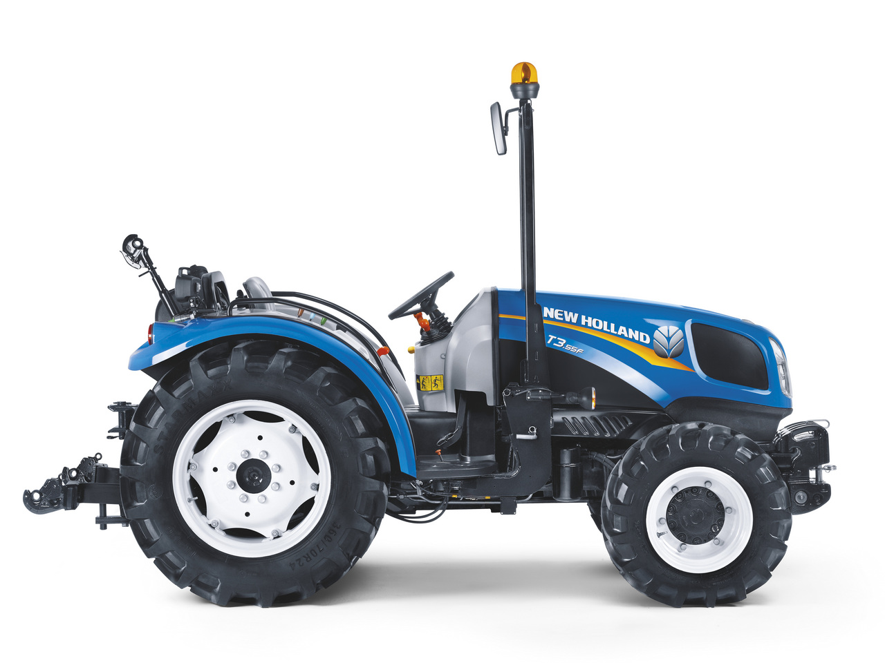 2018 NH TRACTORS NEW HOLLAND TRACTOR 4WD