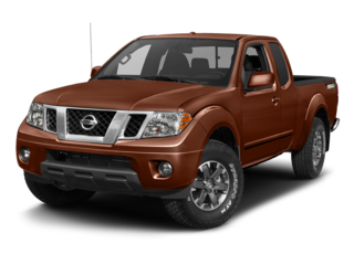 2018 Nissan Frontier King Cab 4x4 PRO-4X Auto