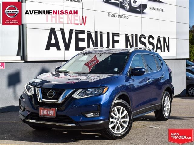 2018 Nissan Rogue *SV*ALL wheel drive*Panoroof*Priced to sell*