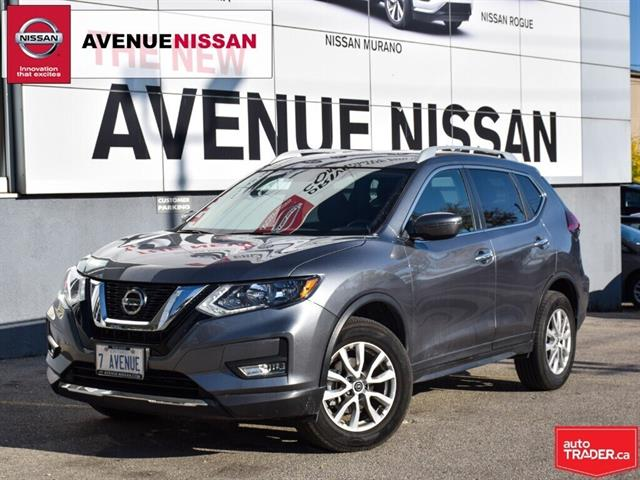 2018 Nissan Rogue *SV*Company Demo***All wheel Drive*Only 11000kms*
