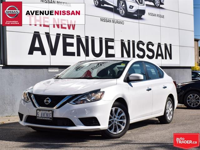 2018 Nissan Sentra *SV*Style Package*Only 6000kms***Call today*
