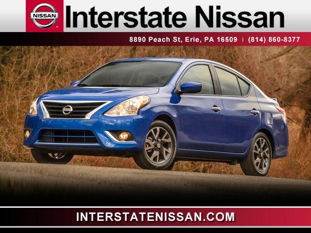 Nissan Erie Pa >> 2018 Nissan Versa Sedan