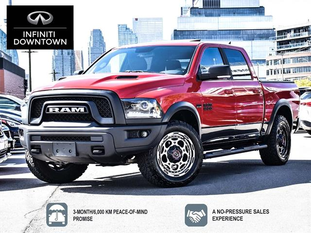"2018 Ram 1500 Rebel 4x4 Crew Cab 5'7"" Box *Ltd Avail*"