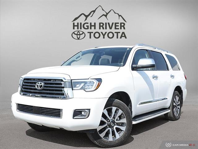 2018 Toyota Sequoia 4WD Limited 5.7L