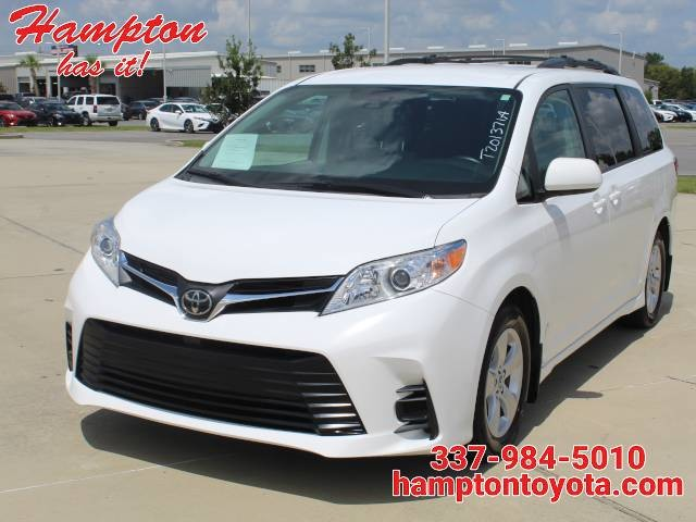 2018 Toyota Sienna LE Auto Access Seat FWD 7-Passenger