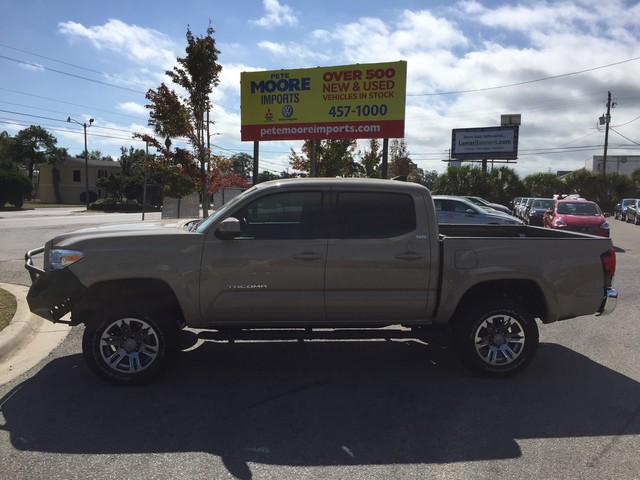 2018 Toyota Tacoma SR Double Cab 5' Bed V6 4x4 AT